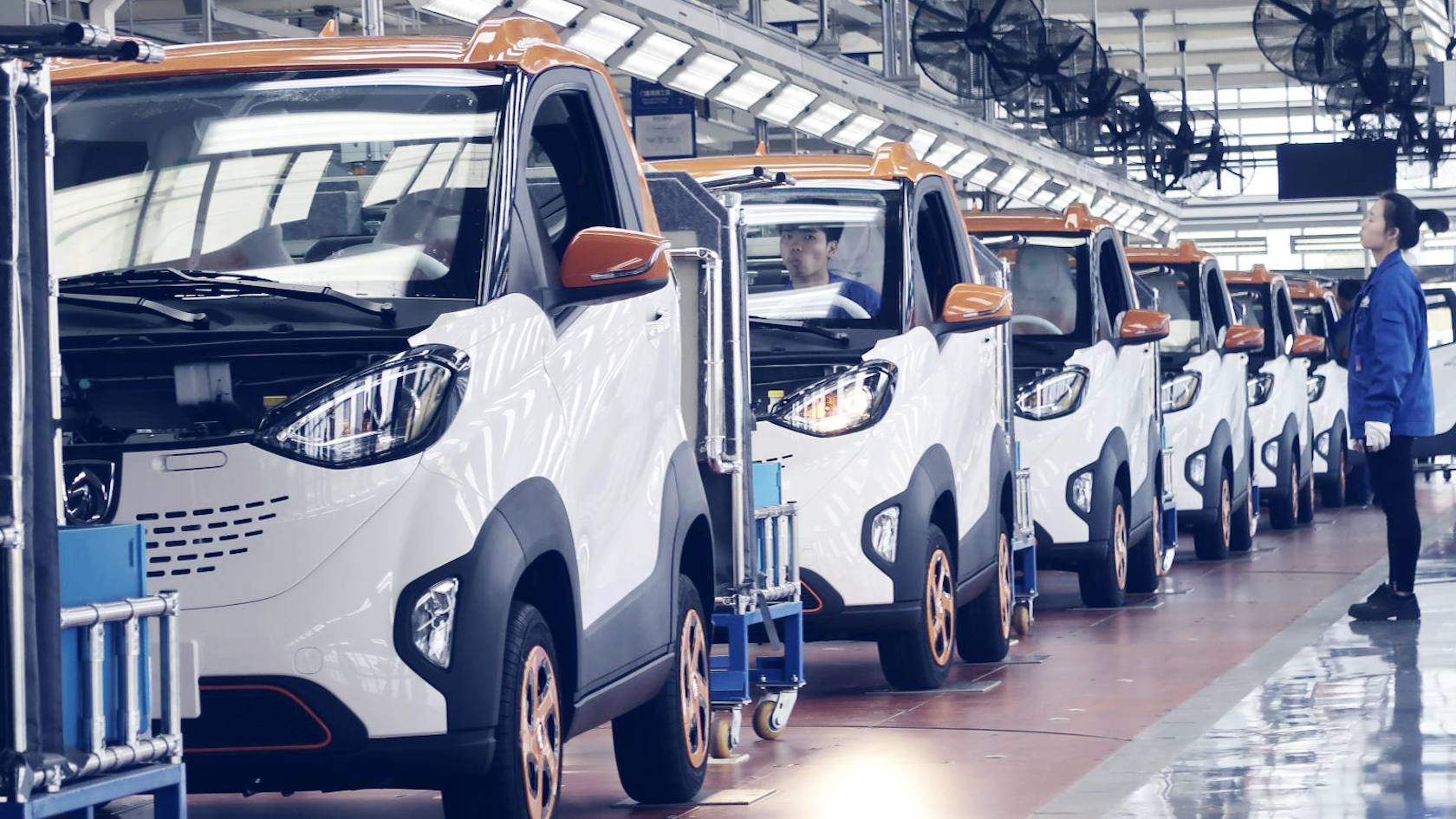 Market update: China to dominate electric vehicle market for years to come