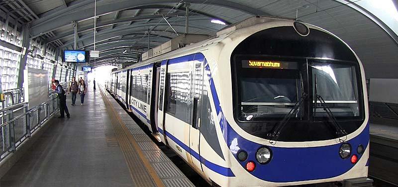 New rail link jump starts in Thailand