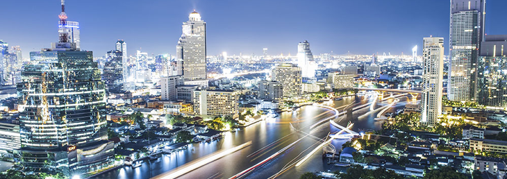 Investments in Thailand up by 20 percent