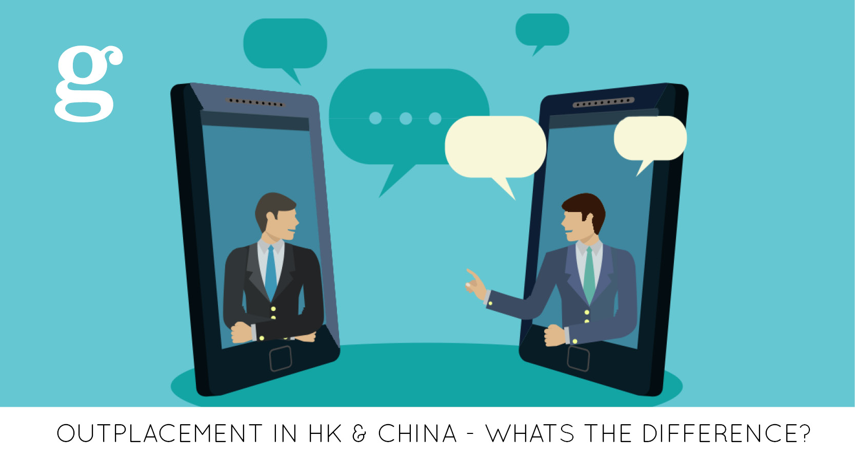 Outplacement in Hong Kong and China - What's the difference?