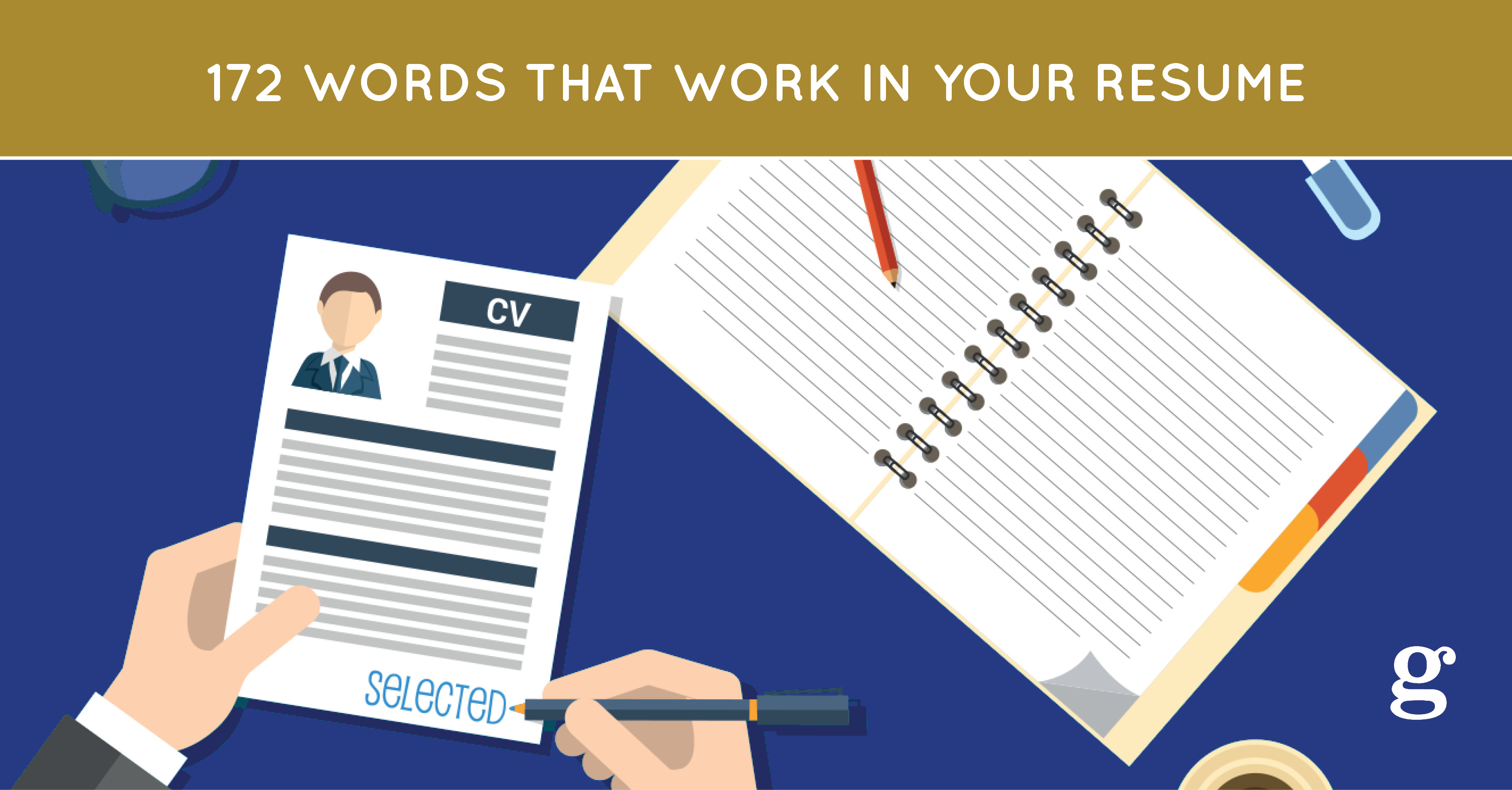 172 words that work in your resume