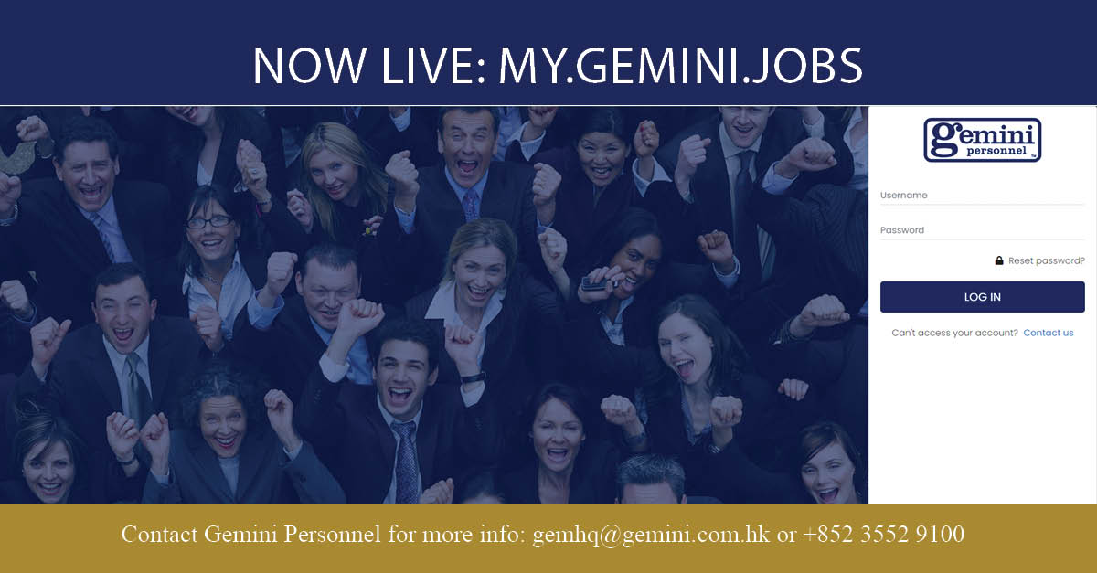 My.gemini.jobs: an easy way to manage temporary and contract staff