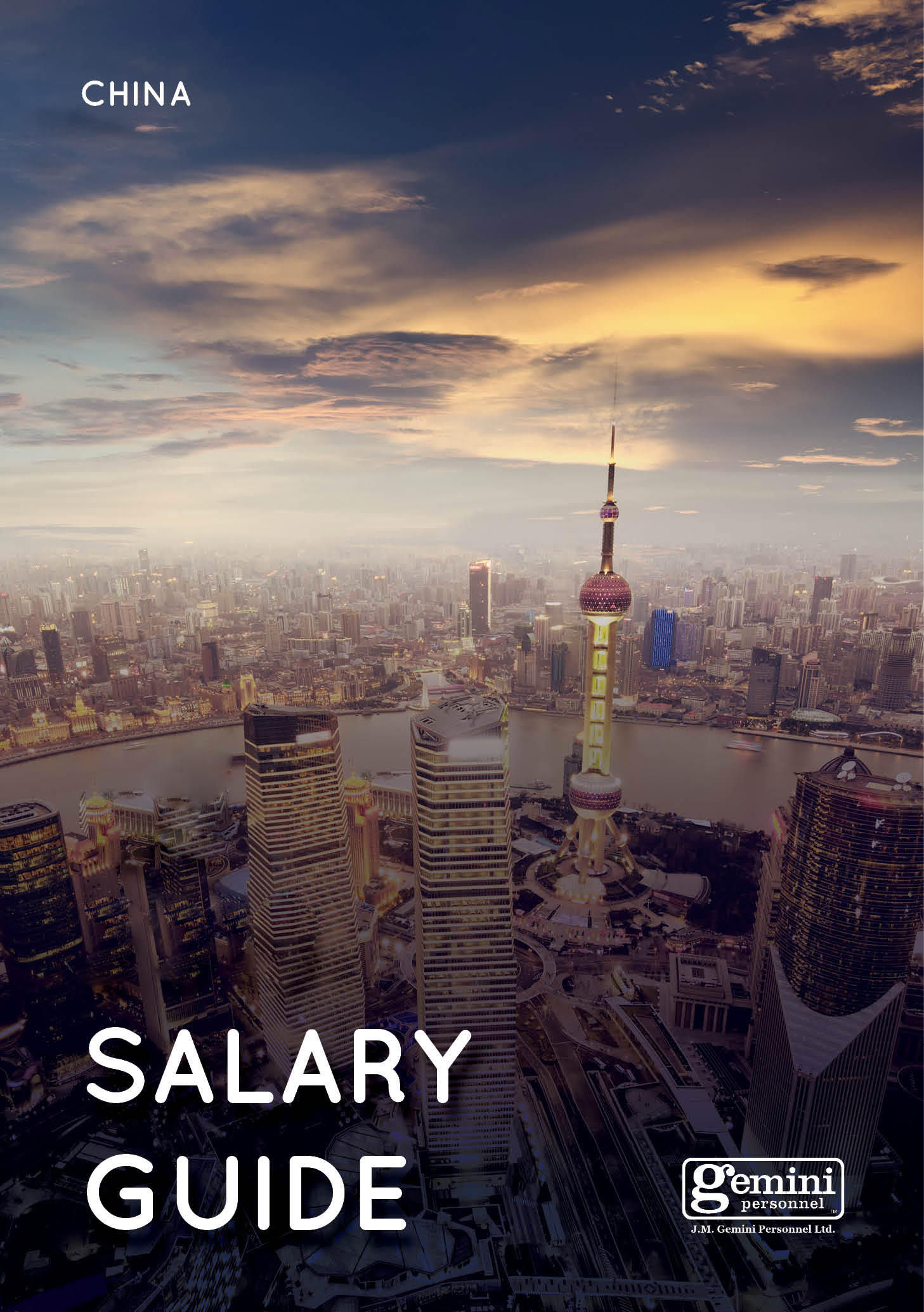 Salary Guide - Shanghai