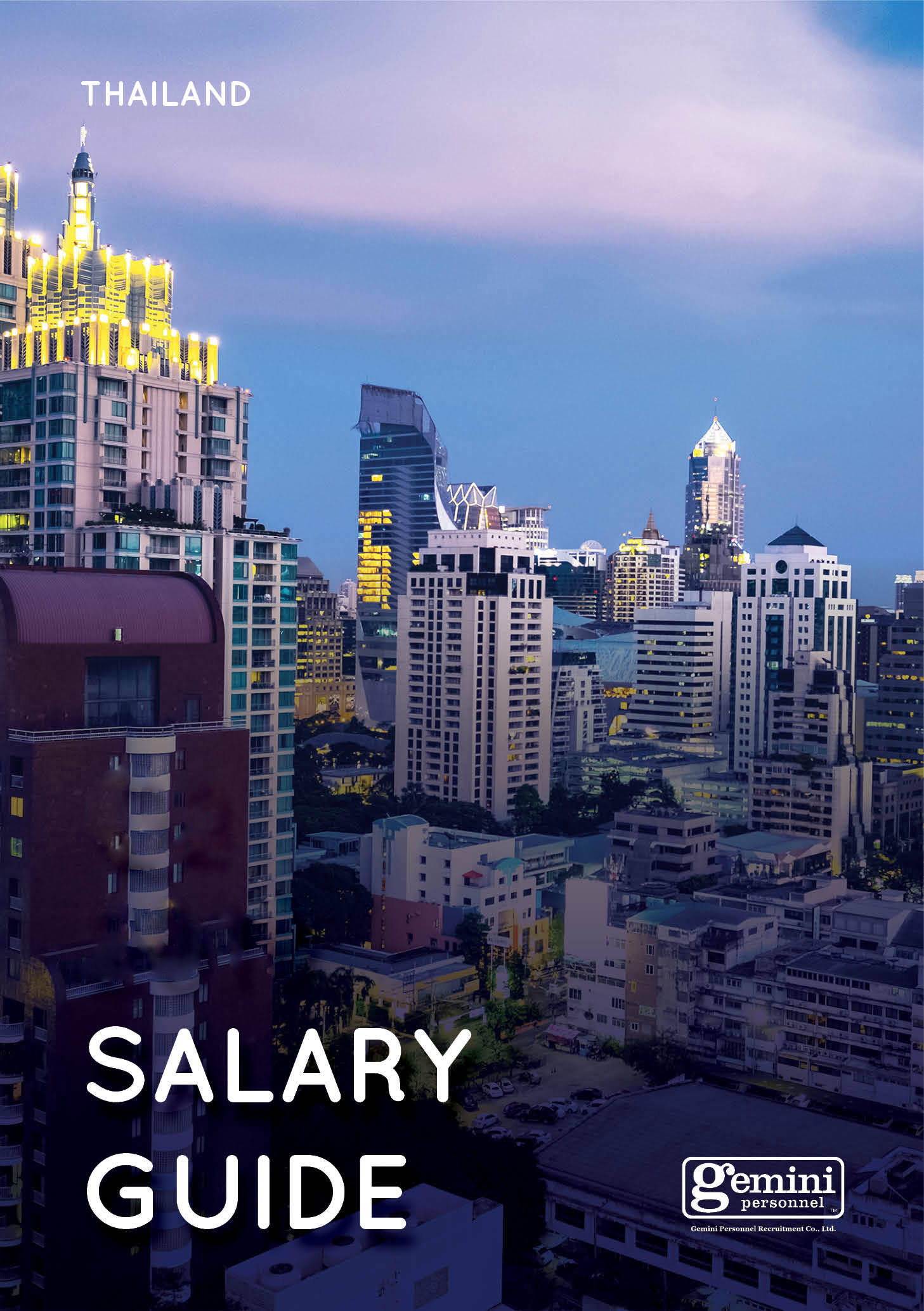 Salary Guide - Thailand